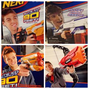 Preparing the next generation of white dudes to shoot stuff.